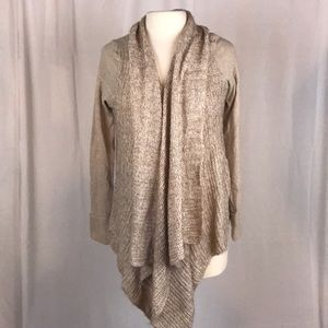 Anthropologie Saturday Sunday Sweater in Taupe